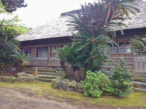 旧島役所跡