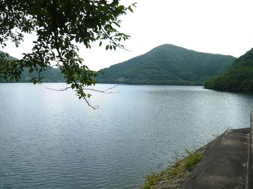 大内ダム湖